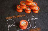 Cómo Mod un perno de yo-yo
