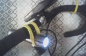 Linterna de bicicleta LiveStrong