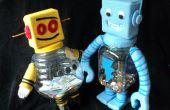 Huchas de robot