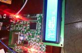 Monitor de baterías caseras usando AVR
