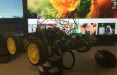 Coche RC semiautónomo basados en Arduino BOBO