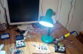 Modernización de lámpara vieja! [DIY LED desklamp]