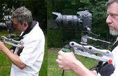 Cómo hacer un sistema de ayuda de cámara del patín de un niño.