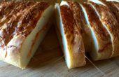 Trenzado de pan
