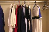 Cómo embalar ropa para mover