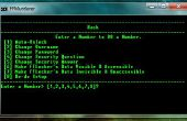 Cómo hackear FFLocker (FFMurderer)