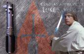 Cómo hacer un sable de luz - Anakin Skywalker, Luke, Finn