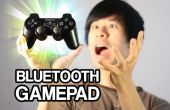 Controlador Bluetooth PS2