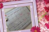 DIY calendario mensual