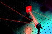Alarma de Laser bricolaje enganche