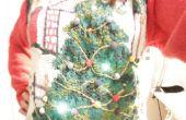 Suéter de Navidad feo campanas del cascabeleo