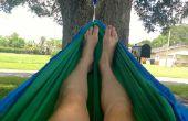 Eno Camping hamaca DIY Knock-Off