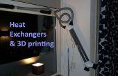 Intercambiadores de calor y la impresión 3D