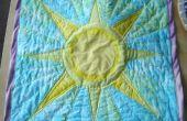 Edredón del sol