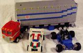 Mis Transformers LEGO hasta ahora