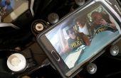 Cómo instalar un cargador USB en una motocicleta