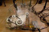 Cómo construir un montaje ecuatorial para larga exposición astrofotografía