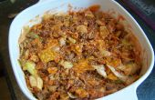 Cómo hacer ensalada de Taco