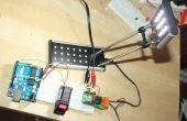 Biométricos control LED lámpara de escritorio