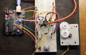 Motor paso a paso ARDUINO controlado con codificador giratorio y l293d o chip SN754410NE