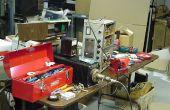 Reparar un condensador - pequeño condensador Variable de aire en transmisor