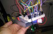 Coche de Arduino evitando obstáculo