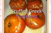Tomates rellenos de Griego