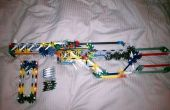 K'nex Rifle de asalto con Clip removible
