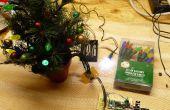 Charliplexed árbol de Navidad para mi Cubby