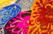 Cómo hacer patrones de sello con arcilla polimérica