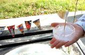 Los niños barco de hielo de hielo!!!! Ecológico y gratuita! Juguetes para niños divertido!
