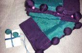 Fabricación de botones de tela