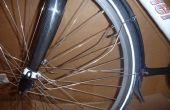 Ojete DIY para horquillas de bicicleta