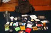 Kit de supervivencia camping