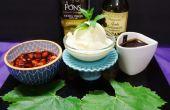 Helados caseros Gourmet con exquisitos ingredientes