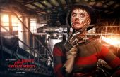 Freddy Krueger - Tutorial de maquillaje SFX