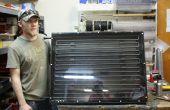 Calentador de agua solar: Parte 1 - el colector