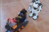 Vehículo de Arduino centinela autónomo