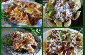 Nachos ~ la increíble comida comestible de familia