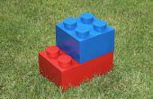 Caja de almacenaje de Lego misterio
