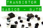 Conceptos básicos de transistor - BJT
