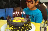 Fiesta de cumpleaños de Batman LEGO