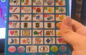 Sofocar la chirriante - calmando a los niños juguetes electrónicos