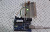 Arduino led intensidad con el potenciómetro