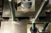 Tornillos de ranura te rápido y fácil para un torno Myford ML10