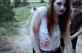 El falso muerto caminando: Cómo hacer tu propia película de Zombis