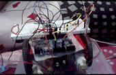 Arduino Control remoto Bot usando TV remoto
