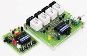 Módulo inalámbrico Radio frecuencia con microcontrolador PIC.