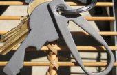Herramientas llavero - bolsillo llave II modificación (Skrench y Cruci fix)