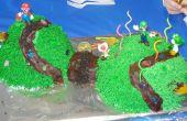 Super Mario Galaxy torta
